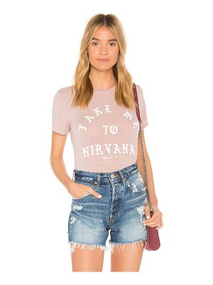 SPIRITUAL GANGSTER Take Me To Nirvana Tee
