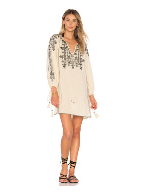 STAR MELA Danika Embroidered Dress