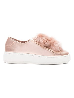 STEVE MADDEN Breeze Faux Fur Sneaker