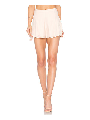 THE JETSET DIARIES Ashanti Shorts