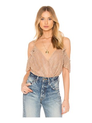 THE JETSET DIARIES Avalon Bodysuit