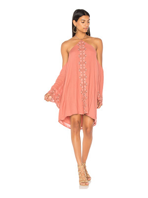 THE JETSET DIARIES Desert Rose Mini Dress