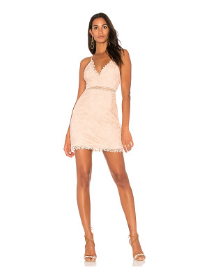 THE JETSET DIARIES Hyacinth Mini Dress