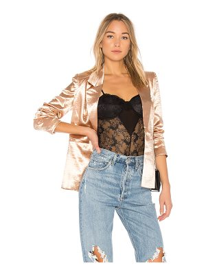 THE JETSET DIARIES Mirabella Blazer