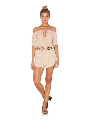 THE JETSET DIARIES Santa Fe Romper