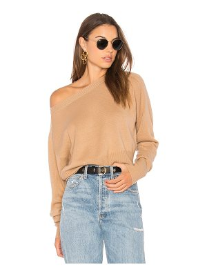 THEORY Relaxed Boat Sweater