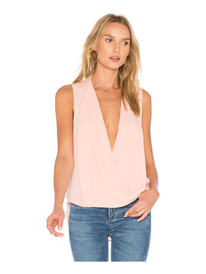 THREE EIGHTY TWO Monroe Surplice Tank