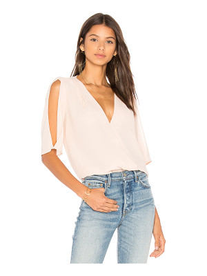 THREE EIGHTY TWO Rumi Surplice Top