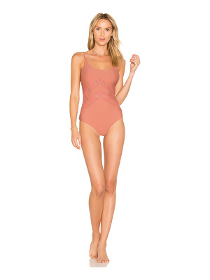 Tori Praver Swimwear Alyssa One Piece