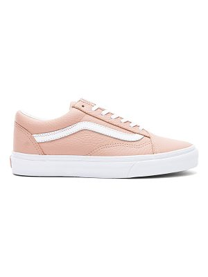 VANS Tumble Leather Old Skool Dx Sneaker