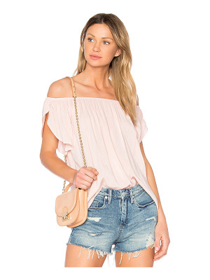VELVET BY GRAHAM & SPENCER Caris Off The Shoulder Top
