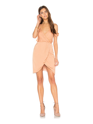 WE ARE KINDRED Claudia Lace Cold Shoulder Dress