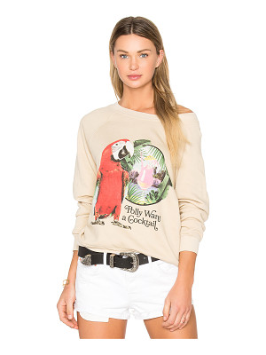 Wildfox Hey Polly Top