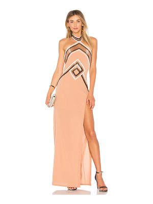X by NBD Rosie Gown