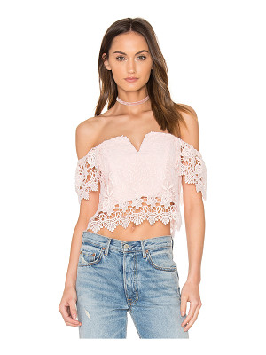 YUMI KIM Hot Stuff Crop Top