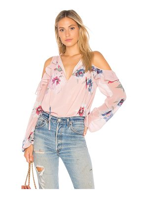 YUMI KIM Stella Cold Shoulder Top