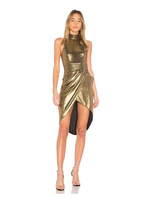 ZHIVAGO Miracle Metallic Dress