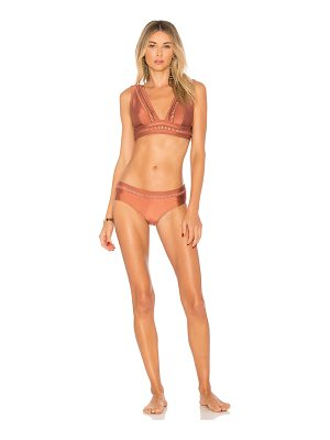 ZIMMERMANN Corsair Ladder Bikini Set