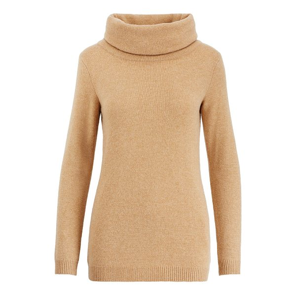 RALPH LAUREN polo  cashmere turtleneck sweater - This dramatic turtleneck is crafted from sumptuous cashmere...