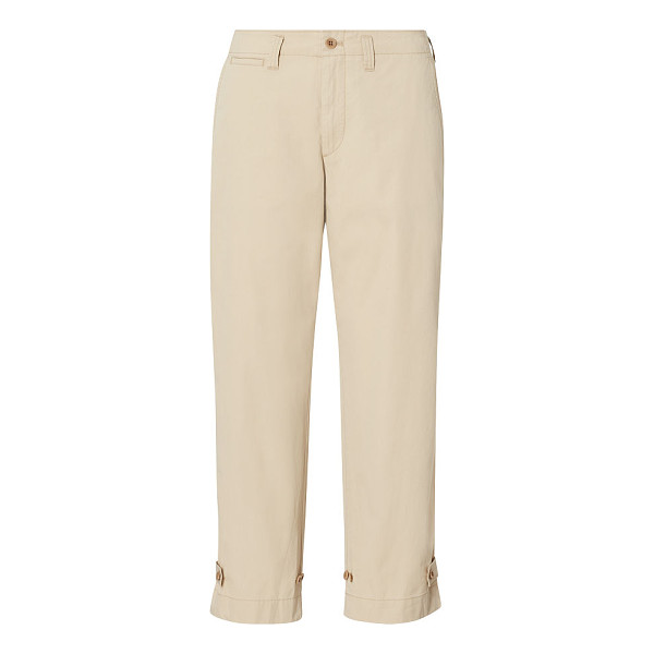 RALPH LAUREN polo  harper boyfriend pant - Borrowed from the boys but made for the modern woman, these...