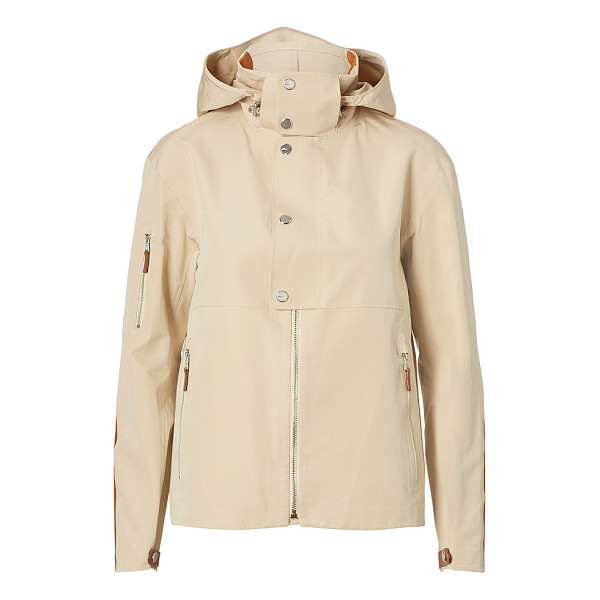 RALPH LAUREN polo  hooded full-zip jacket - As versatile as it is chic, this jacket is equipped with a...