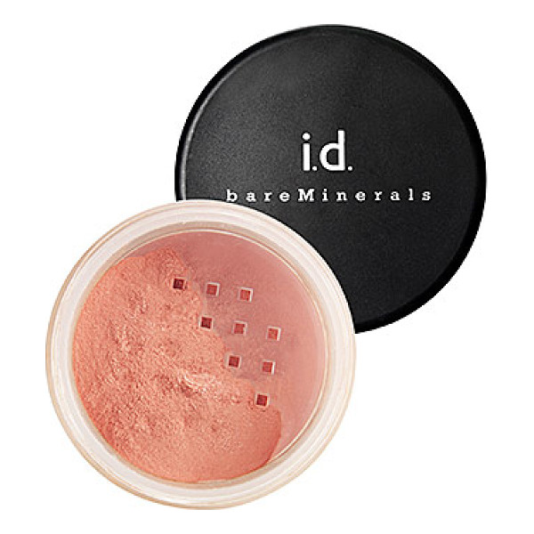 BAREMINERALS blush vintage peach 0.03 oz/ 0.8 g - Discover fabulous, good-for-you cheek color. These creamy,...
