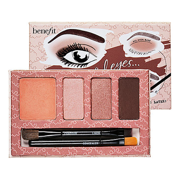 BENEFIT COSMETICS big beautiful eyes - A complete eye contouring and concealing kit for all eye...