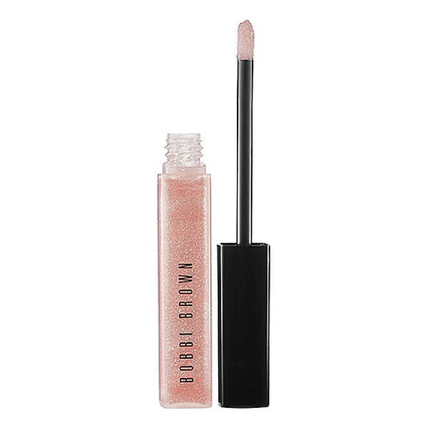 BOBBI BROWN high shimmer lip gloss bare sparkle 0.24 oz/ 7 ml - A lip gloss formula that offers gorgeous shimmer and high...