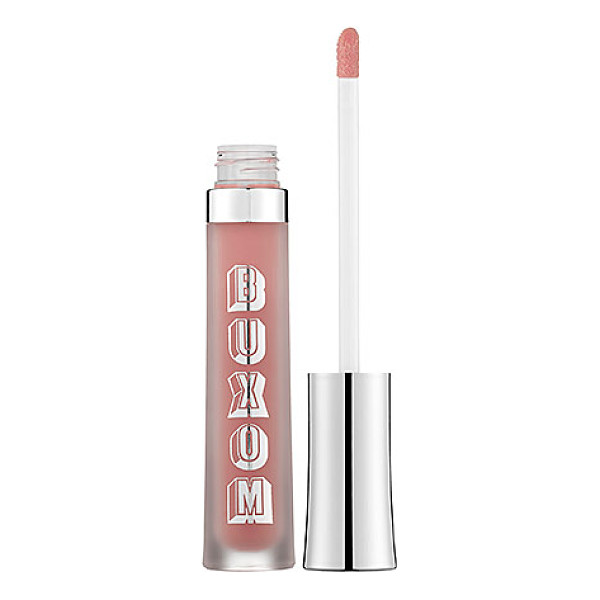 BUXOM full-on™ lip cream white russian 0.14 oz/ 4.45 ml - A creamy, no-shimmer lip gloss with a tingling, plumping...