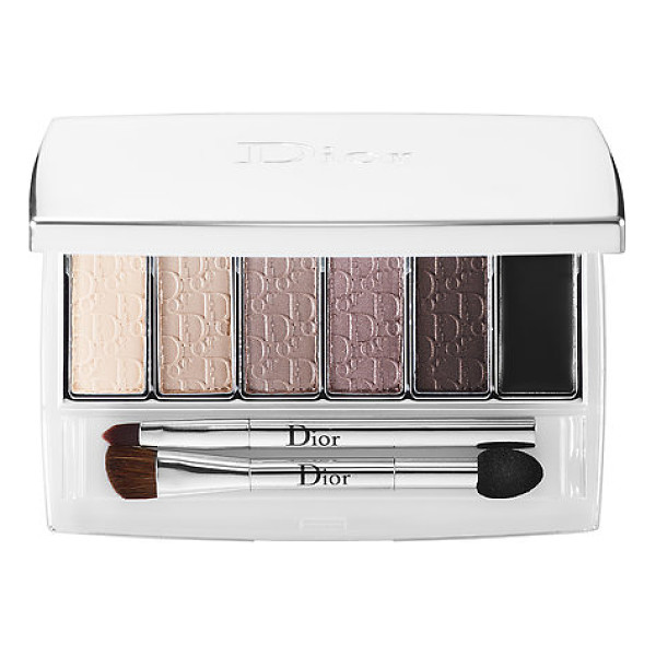 DIOR eye reviver backstage pros illuminating neutrals eye palette - A neutral eye palette for layered eye looks. Add a boost...