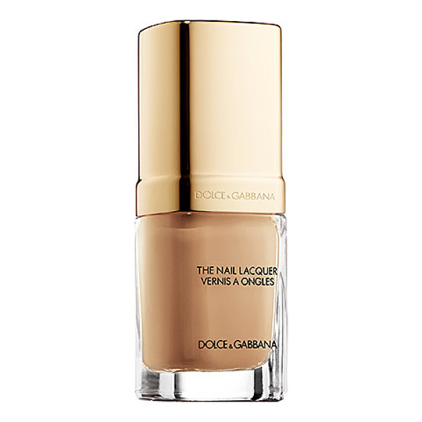 DOLCE & GABBANA the nail lacquer 103 pure nude - A nail lacquer with color-rich shades and textures that...