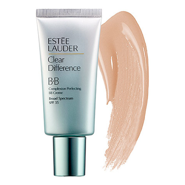 ESTEE LAUDER clear difference complexion perfecting bb creme spf 35 02 medium - A multiaction, oil-free BB cream. - Lightweight formula to...