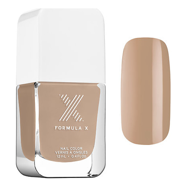 FORMULA X the cut - fall 2015 - nail polish acclaimed - A limited-edition collection of expertly curated, chic fall...