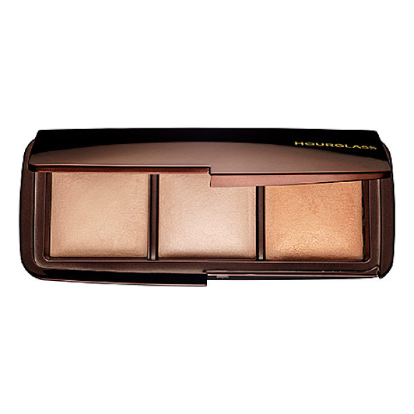 HOURGLASS ambient(r) lighting palette - A palette featuring three shades of Ambient Lighting...