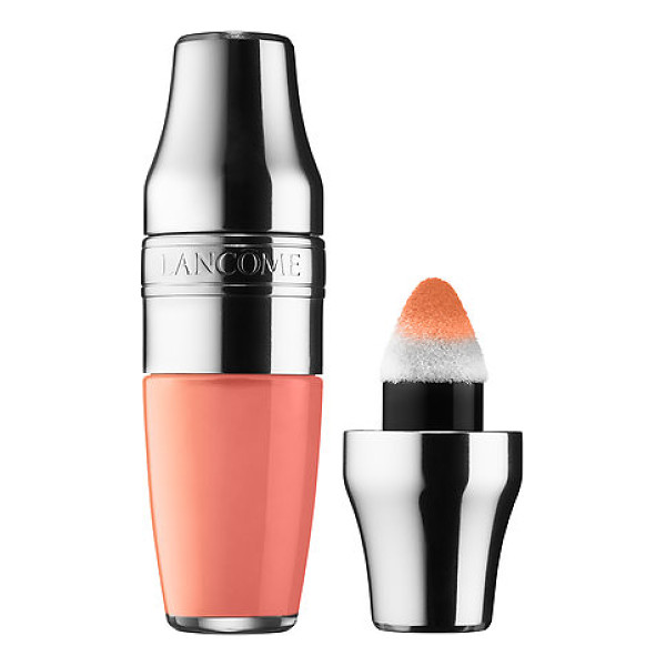 LANCOME juicy shaker 112 show me the honey - An addictive lip oil with a super-soft cushion applicator...