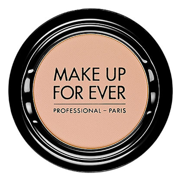 MAKE UP FOR EVER artist shadow eyeshadow and powder blush m518 nude (matte) 0.07 oz/ 2.2 g - A highly-blendable, gel-powder eye shadow and powder blush...