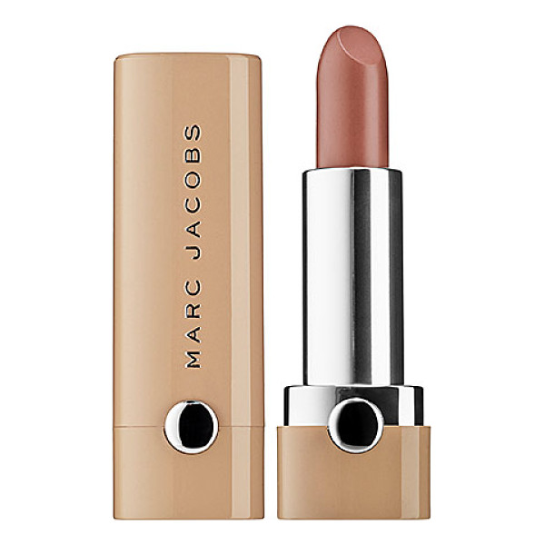 MARC JACOBS BEAUTY new nudes sheer gel lipstick anais 146 0.12 oz/ 3.4 g - A sheer nude lipstick with an innovative gel formula for...