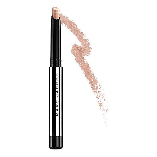 MARC JACOBS BEAUTY twinkle pop stick eyeshadow volver 402 0.05 oz/ 1.6 g - A two-in-one, shimmering, creamy eye shadow and eyeliner in...