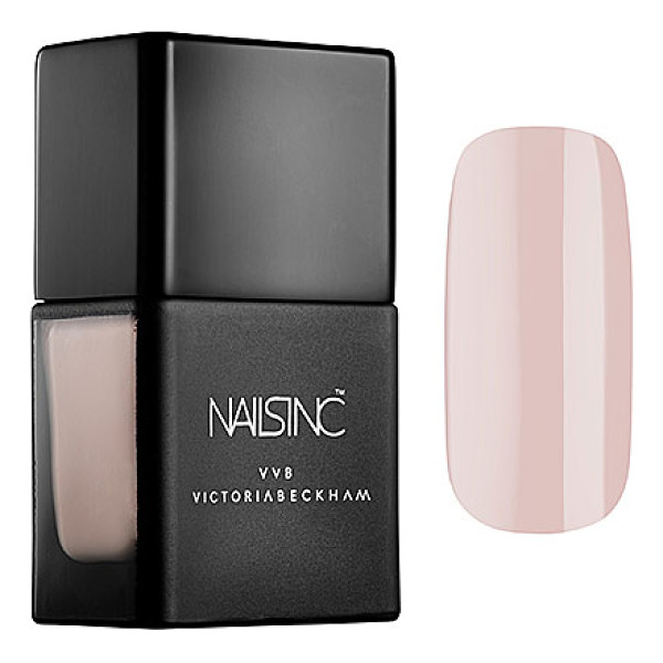 NAILS INC. victoria, victoria beckham x nails inc bamboo - A Victoria Beckham-inspired collection developed with an...