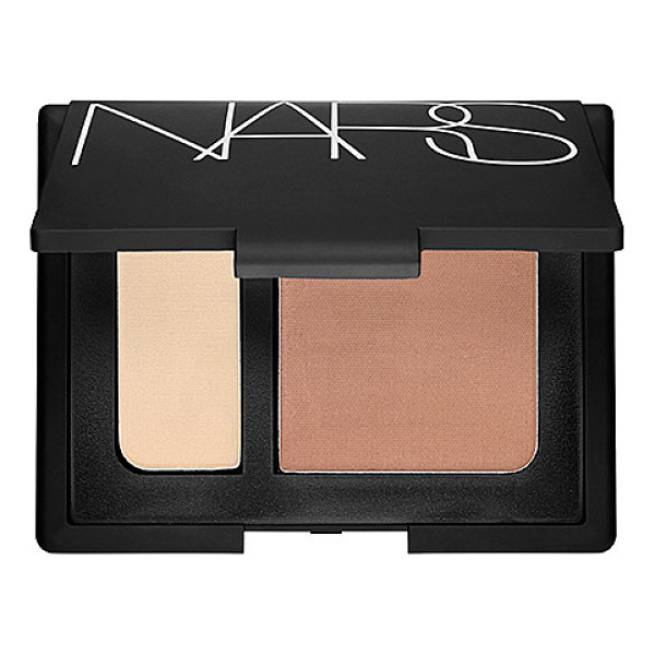 NARS contour blush olympia 0.28 oz/ 8 g - A duo of contouring shades to sculpt the face. Create...