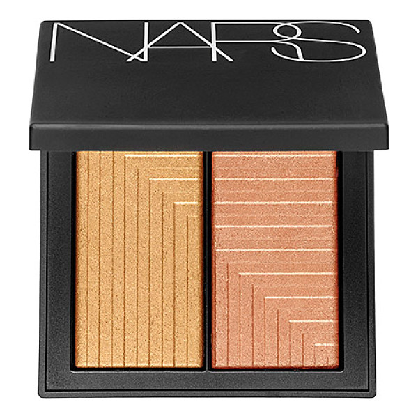 NARS dual-intensity blush jubilation 0.21 oz/ 6 g - A blush duo in one compact for endless cheek looks. These...