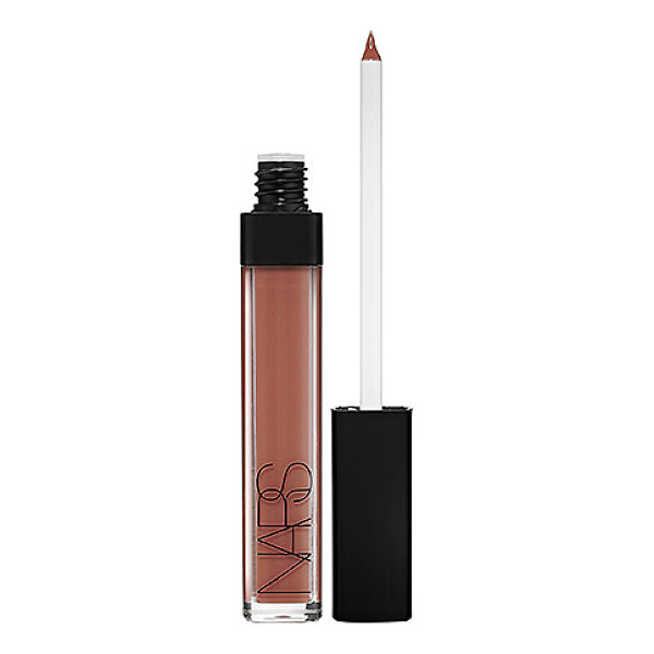 NARS larger than life lip gloss tiber - A lip gloss that imparts intense color and brilliant shine....