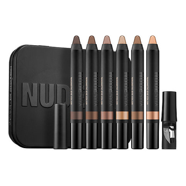 NUDESTIX nude(art)ist magnetic eye box set - An eye kit with six, long-wearing, waterproof, and...