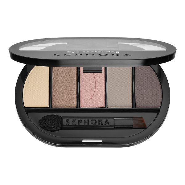 SEPHORA COLLECTION Colorful 5 Eye Contouring Palette Light - An irresistible palette, featuring five shades designed to...