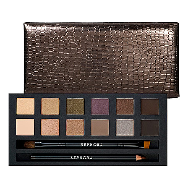 SEPHORA COLLECTION it palette - nude - A must-have eye makeup palette featuring natural, everyday...
