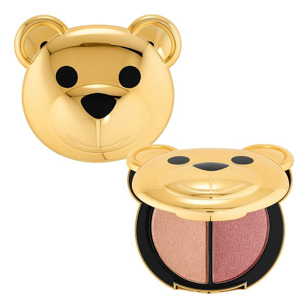 SEPHORA COLLECTION MOSCHINO + SEPHORA Bear Highlighter - Online Only MOSCHINO + SEPHORA Bear Highlighter - A duo with two shades that embody the perfect marriage of...
