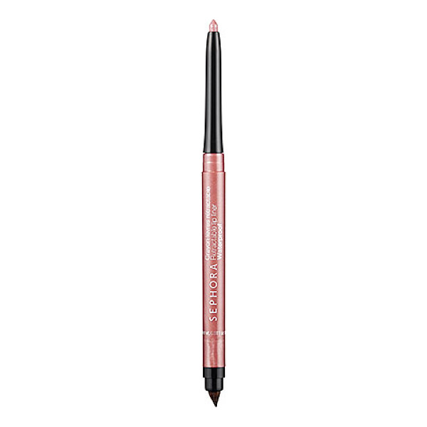 SEPHORA COLLECTION Retractable Waterproof Lip Liner Naked - A long-lasting lip liner with an integrated sharpener and...