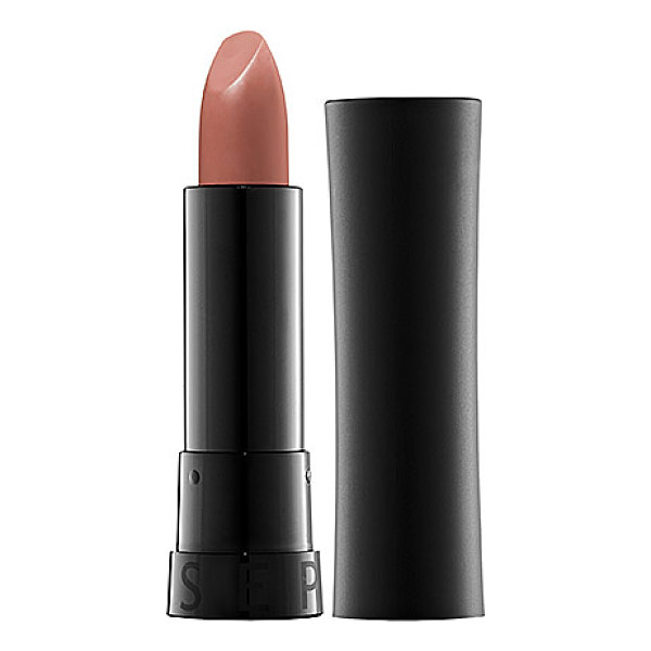 SEPHORA COLLECTION Rouge Cream Lipstick Ingenuous 21 - A hydrating lipstick that creates full lips with intense...