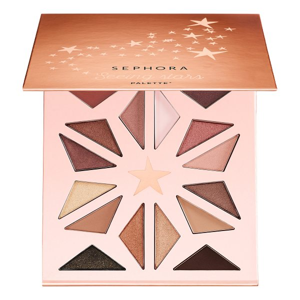 SEPHORA COLLECTION Seeing Stars Eyeshadow Palette 16 x - A set of 16 eyeshadows in a range of natural and bold...