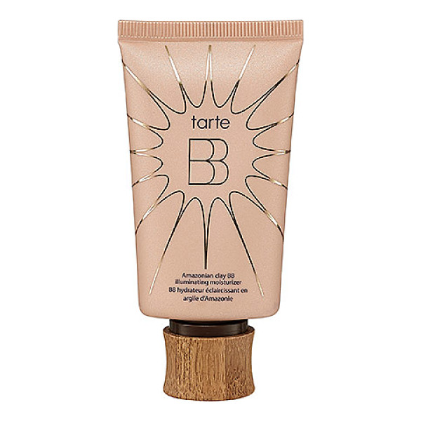 TARTE amazonian clay bb illuminating moisturizer - A waterproof and full-coverage, weightless tinted...